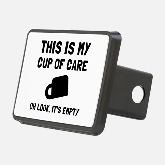 Cup Of Care Hitch Cover