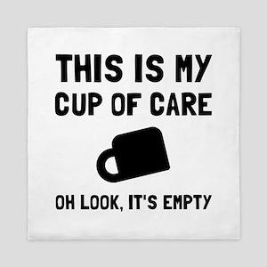 Cup Of Care Queen Duvet