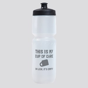 Cup Of Care Sports Bottle