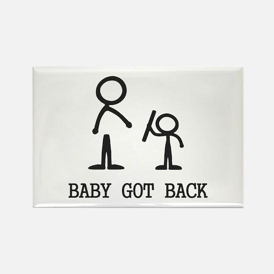Baby Got Back Magnets