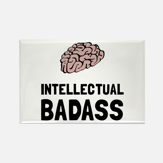 Intellectual Badass Magnets