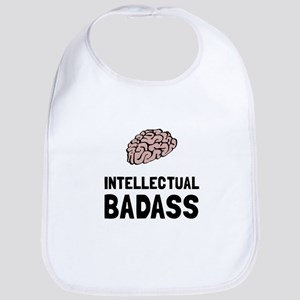 Intellectual Badass Bib