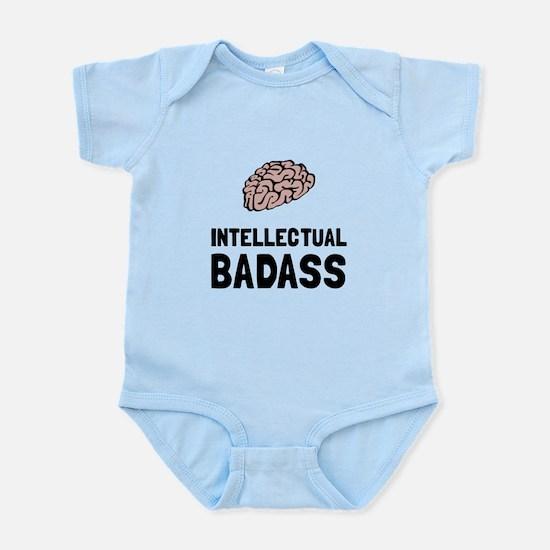 Intellectual Badass Body Suit