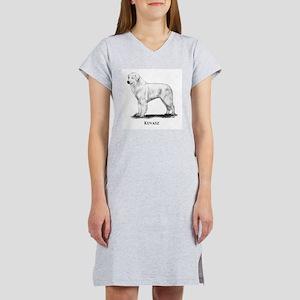 Kuvasz Women's Nightshirt