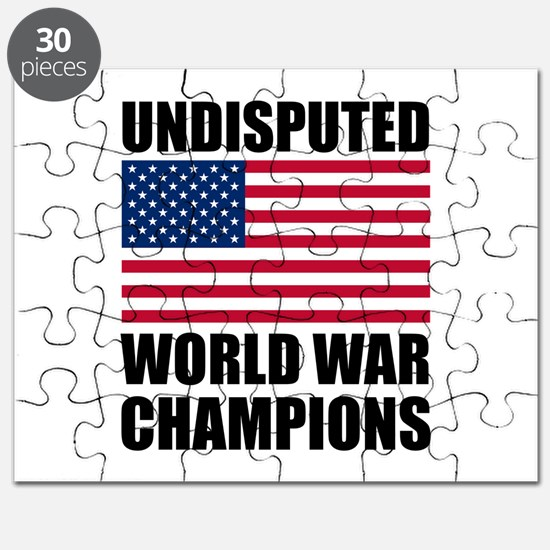 World War Champions Puzzle