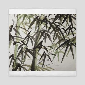 Humble Bamboo Queen Duvet