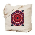 Bonnie Vent's MJ Tribute Mandala Tote Bag