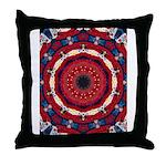 Bonnie Vent's MJ Tribute Mandala Throw Pillow
