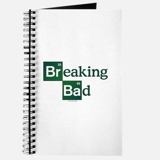 Breaking Bad Logo Journal