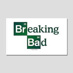 Breaking Bad Logo Car Magnet 20 x 12