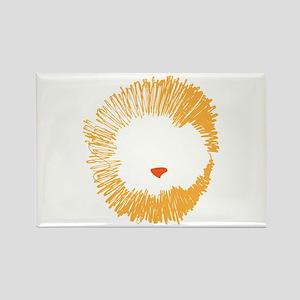 Lion Head Magnets