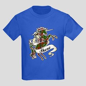 Skene Unicorn Kids Dark T-Shirt