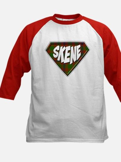 Skene Superhero Kids Baseball Jersey