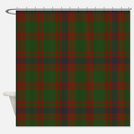 Skene Tartan Shower Curtain