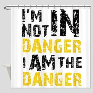 Breaking Bad: I am the Danger Shower Curtain