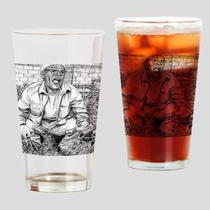 Samuel L. Jackson Drinking Glass