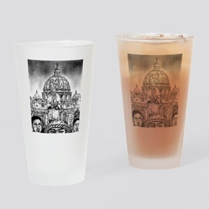Pope Benedict XVI Drinking Glass