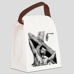 Mel Gibson Canvas Lunch Bag