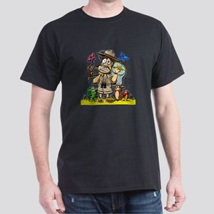 """THAT ANIMAL LOVER GUY"" Dark T-Shirt"