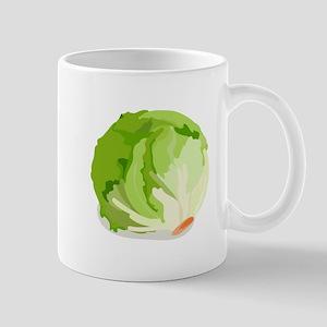 Lettuce Head Mugs