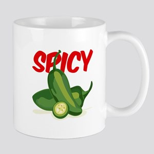Spicy Jalepeno Mugs