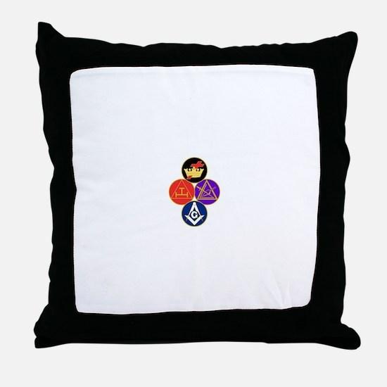 Cute Select Throw Pillow