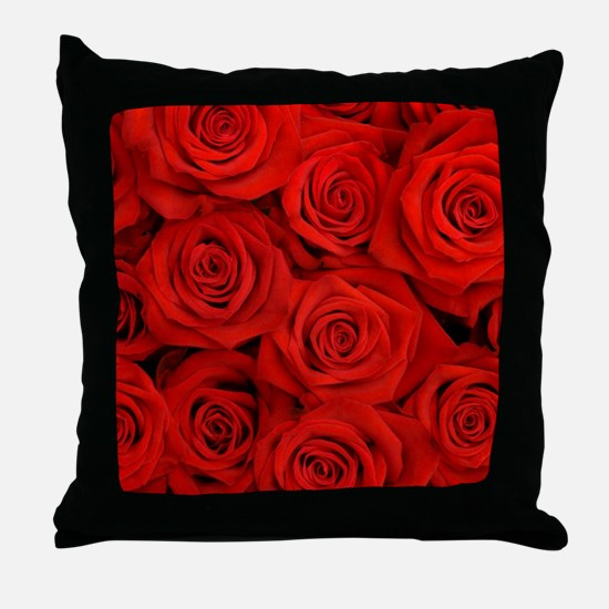 Unique Romantic valentines day Throw Pillow