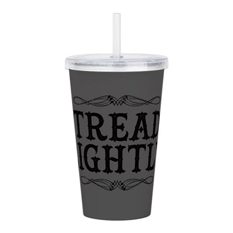 Breaking Bad: Tread Li Acrylic Double-wall Tumbler