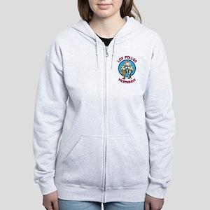 Los Pollos Hermanos Women's Zip Hoodie
