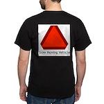 Slow Moving text 10x10 transparent bg T-Shirt