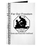 Those who sacrificed Journal