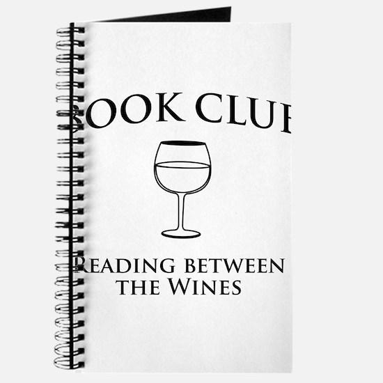 Book club read between wines Journal