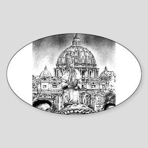 Pope Benedict XVI Sticker