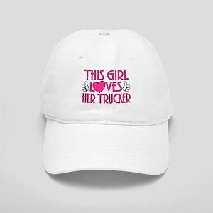 This Girl Loves Her Trucker Cap