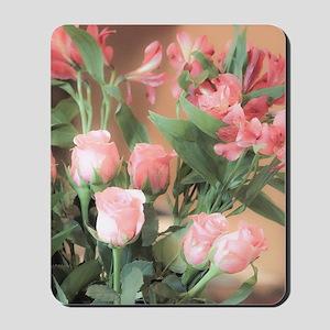 Rose Bouquet 2 Mousepad