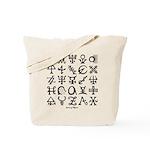 Alchemical Transformation Tote Bag