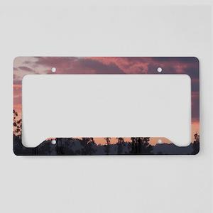 Camino dawn License Plate Holder