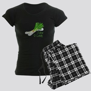 Take a Leek Pajamas
