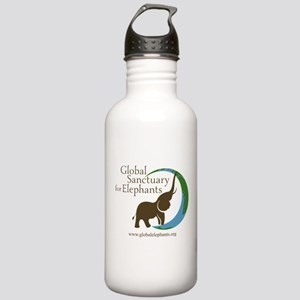 Large Steel Stainless Water Bottle 1.0l