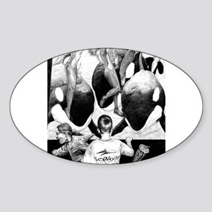 SeaWorld Sticker