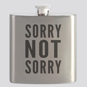 Sorry I'm Not Sorry Flask