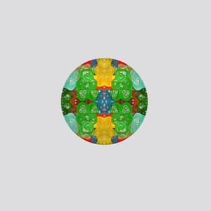 cute candy colorful modern trendy Mini Button