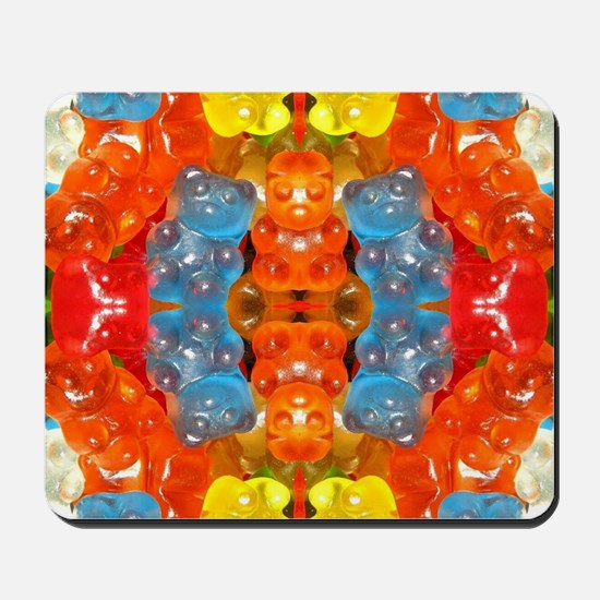 cute candy colorful modern trendy Mousepad