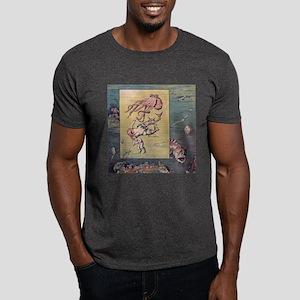 Mermaid and Octopus Dark T-Shirt