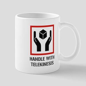Handle With Telekinesis Mugs