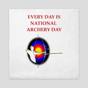 archery Queen Duvet