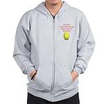 tennis Zip Hoodie