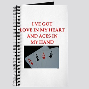 card player Journal