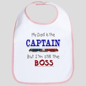 Dad is CAPTAIN Bib