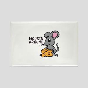 Mousin Around Magnets